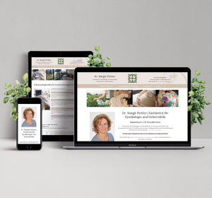 Dr. Margit Pichler | WordPress Webdesign